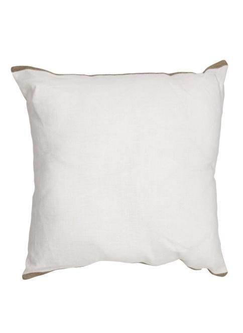 Boyner Evde Dekoratif Yastık Beyaz